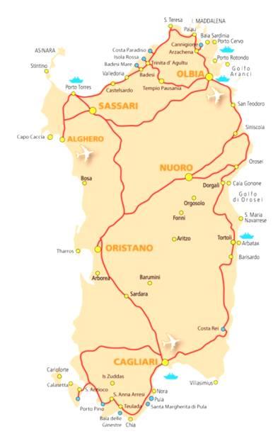 Sardinie 2009